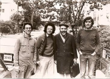 Project '88: Mar Haim, Horenstein, Hajdu, Rechter